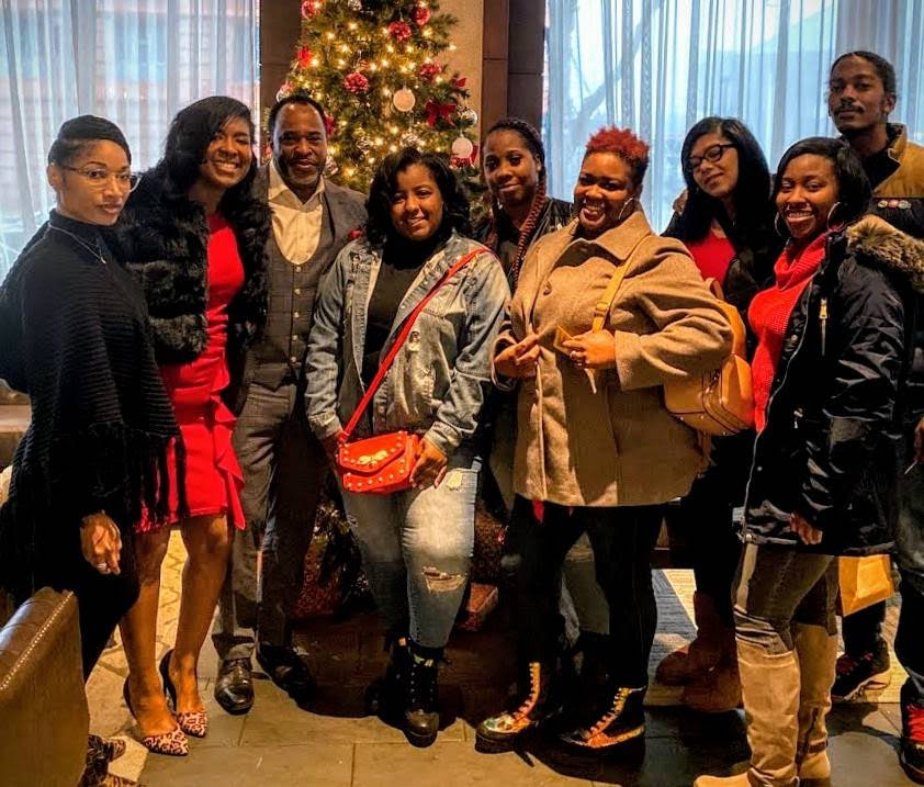 Christmas Celebration Group 2019- Baltimore